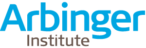ARBINGER Logo (blue-grey)